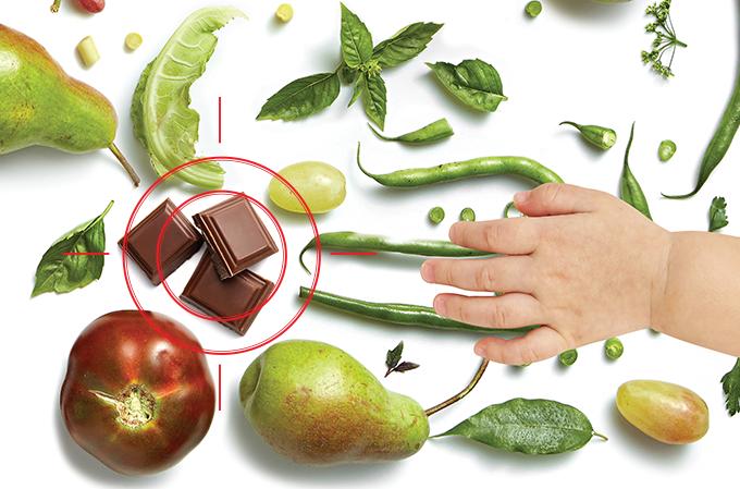 seletividade alimentar