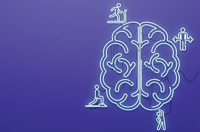 exercício para o cérebro