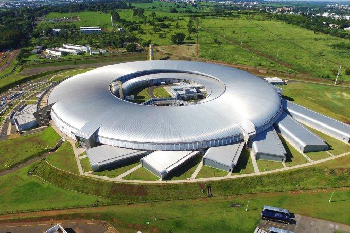 Acelerador de partículas Sirius Brasil
