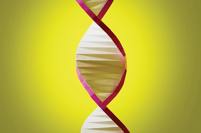 teste genético