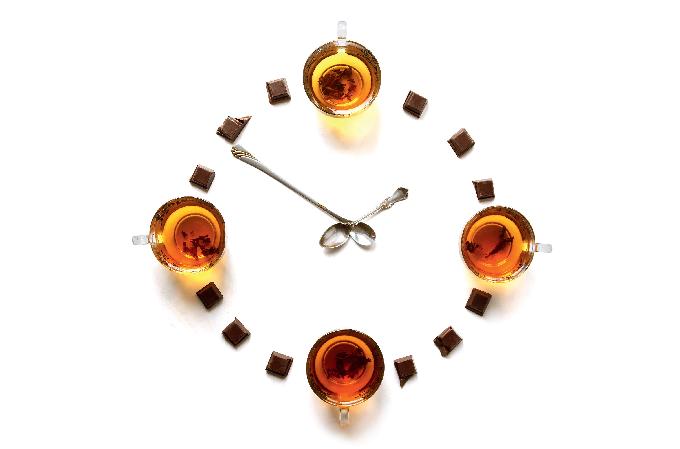 melhor hora para comer chocolate